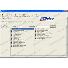 ACDelco EPC 2011