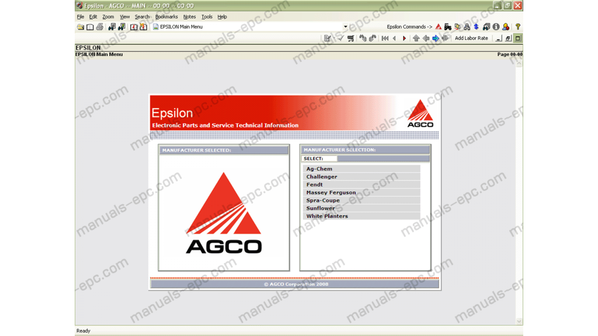 AGCO Epsilon UK - spare parts catalogues in one virtual system ...