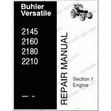 Buhler Versatile 2145-2210 Repair Manual