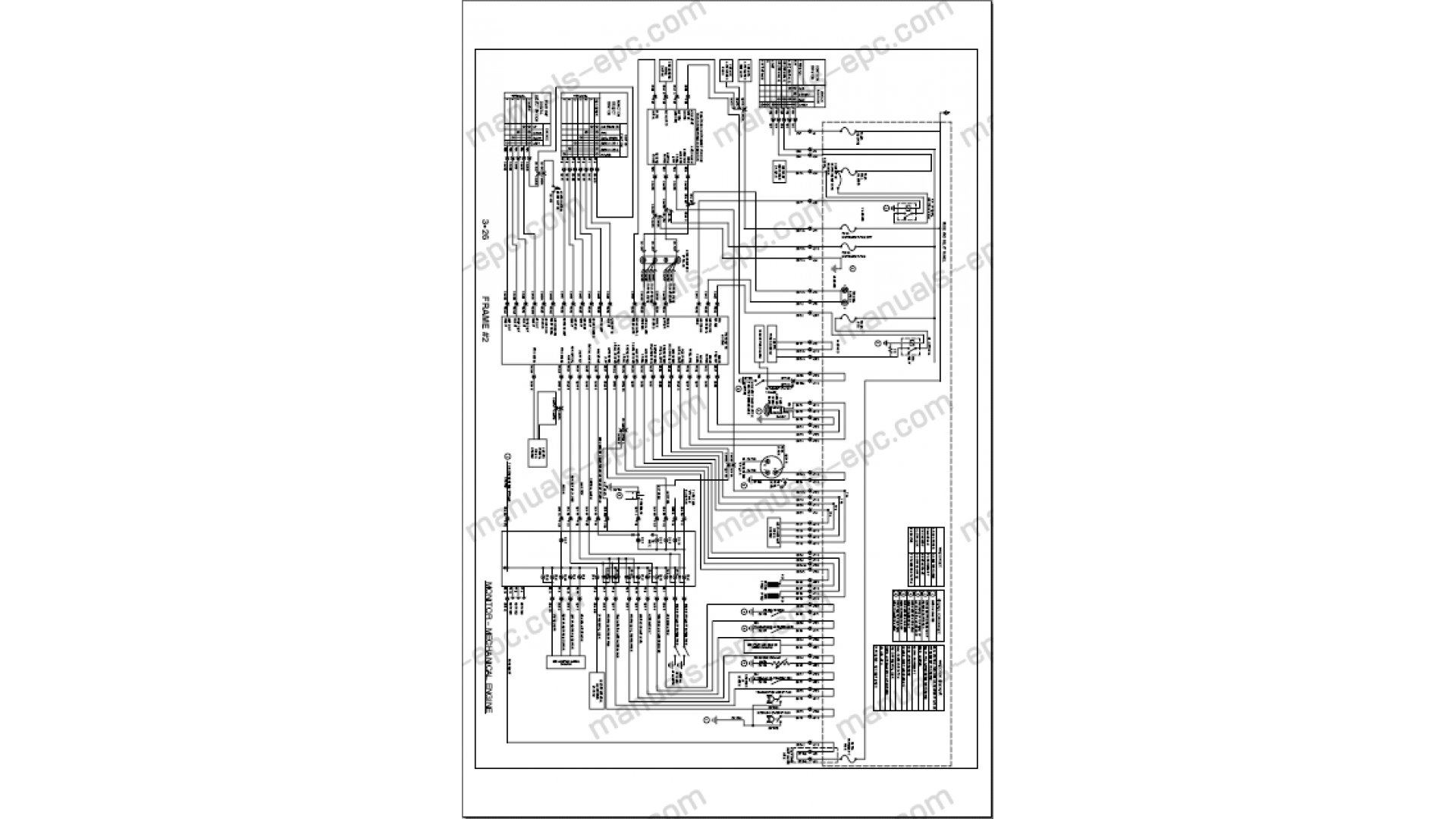 buhler versatile 2240, 2270, 2310, 2360, 2425 service manual international tractor wiring diagram
